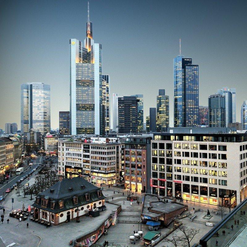 Banken-Tower in Frankfurt am Main